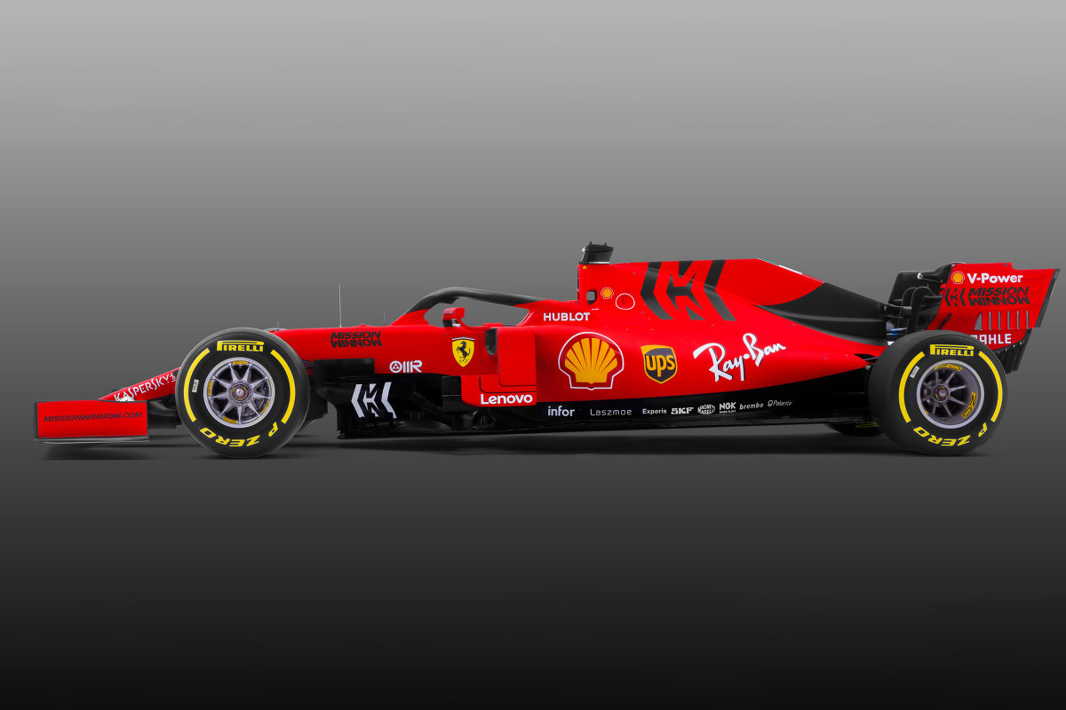 Ferrari launches its SF90 F1 car for 2019 season - F1 - Autosport