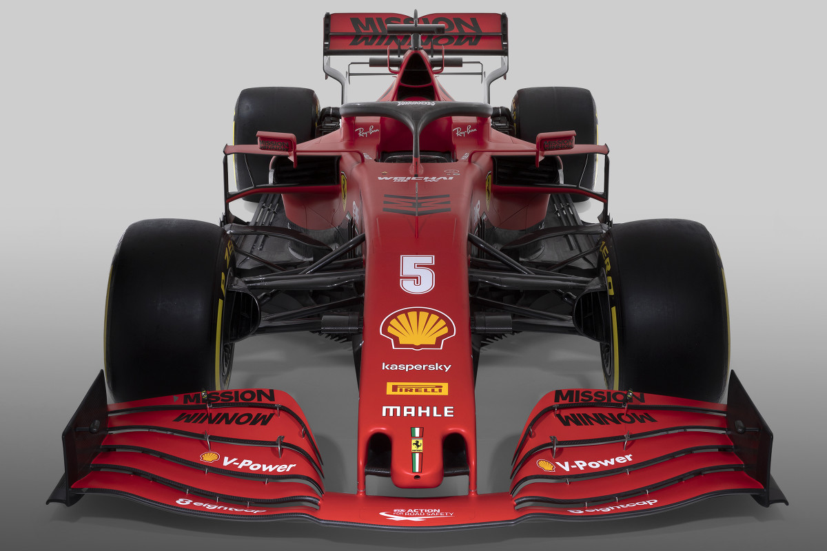 Ferrari S 2020 F1 Car The Sf1000 Revealed At Event In Italy F1 News Autosport