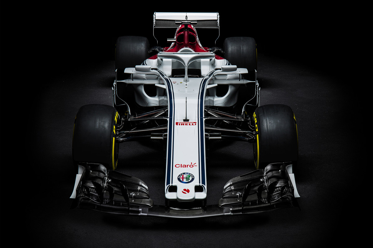 Sauber F1 launch: 2018 C37 revealed with Alfa Romeo backing