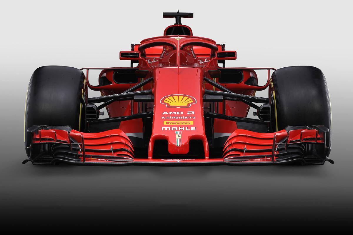 Ferrari F1 Launch 2018 Sf71h Design Revealed At Maranello F1 News Autosport