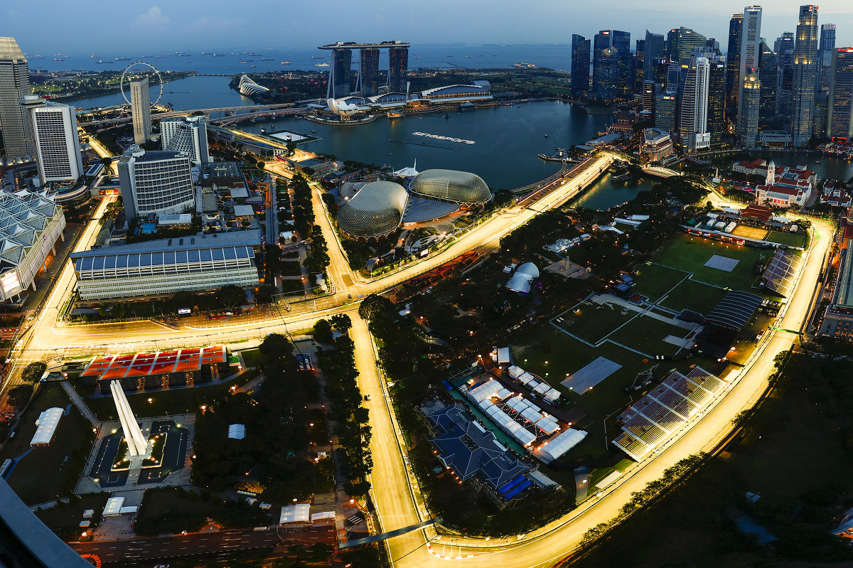 Promoted: An overview of the FORMULA 1 2018 SINGAPORE AIRLINES ...