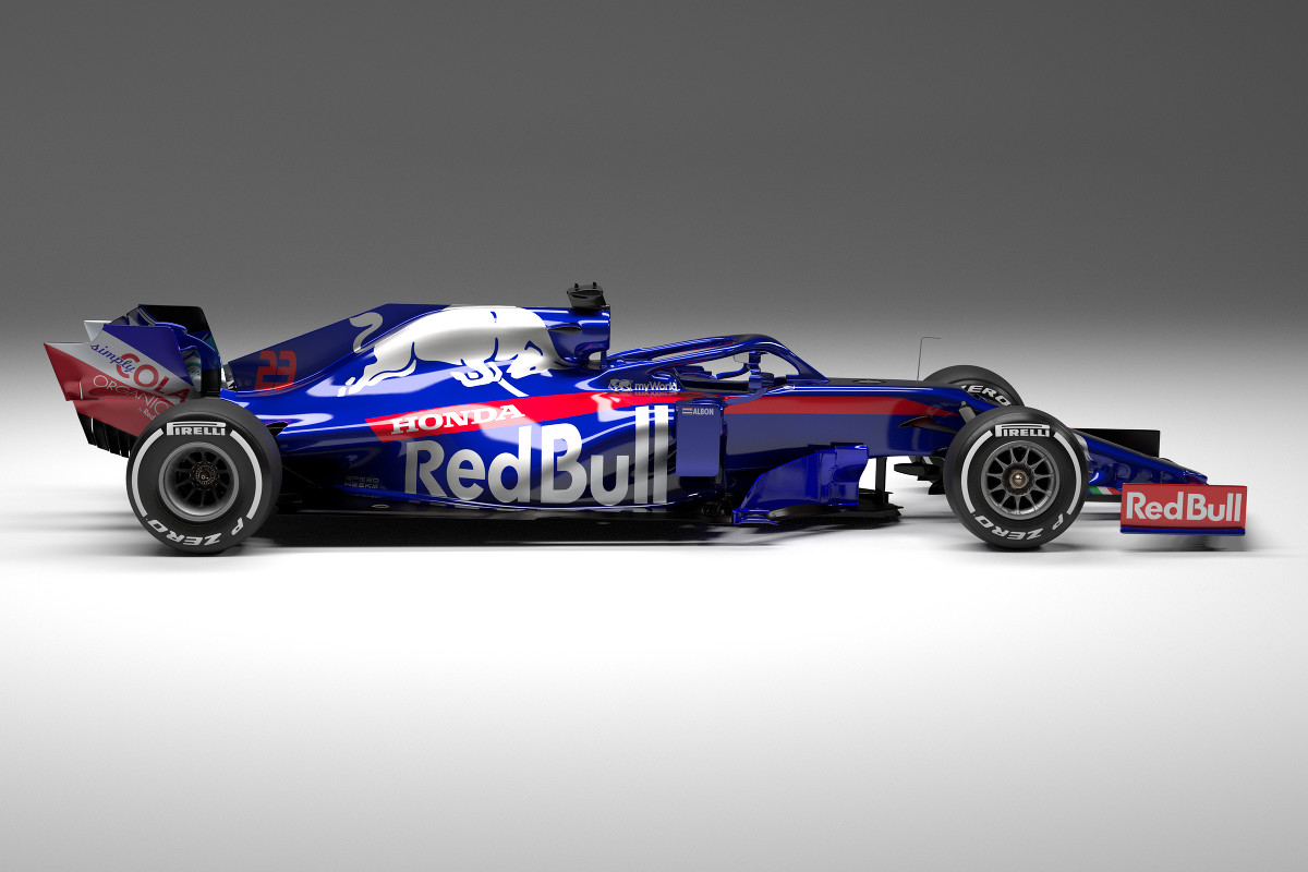 Image result for 2019 toro rosso livery
